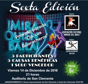 Participación en el 6º Festival «MQB» de San Clemente