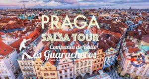 Viaje a Praga Salsa Tour con Los Guaracheros.