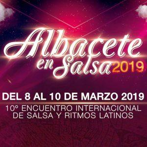 Participación en el 10º Encuentro «Albacete en Salsa 2019»